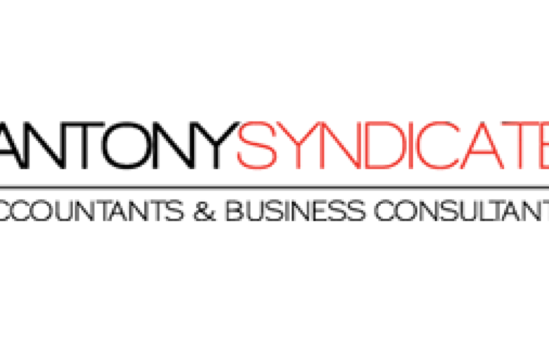 A学员- Antony Syndicate (Local Accounting Firm)